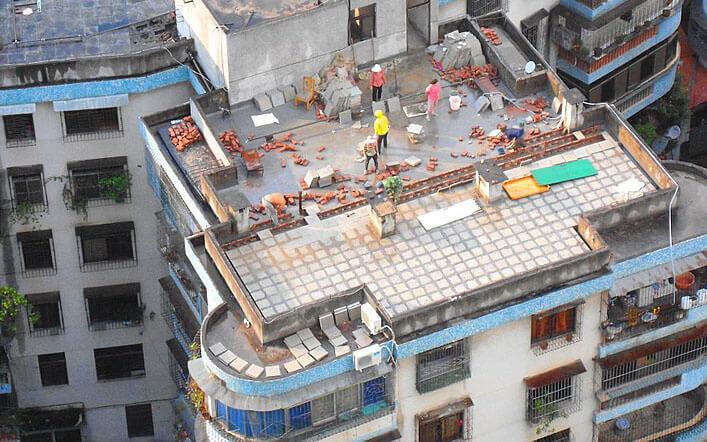 Ocieplanie dachu płaskiego